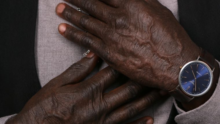 HN3 – Old Age Hands Large